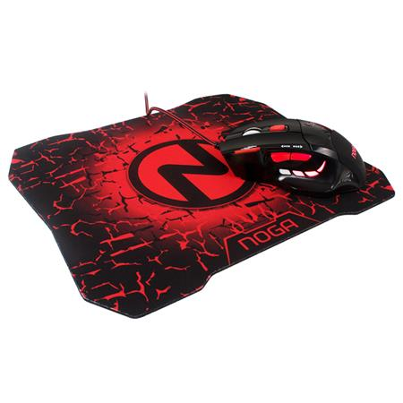Combo Gamer Mouse + Pad